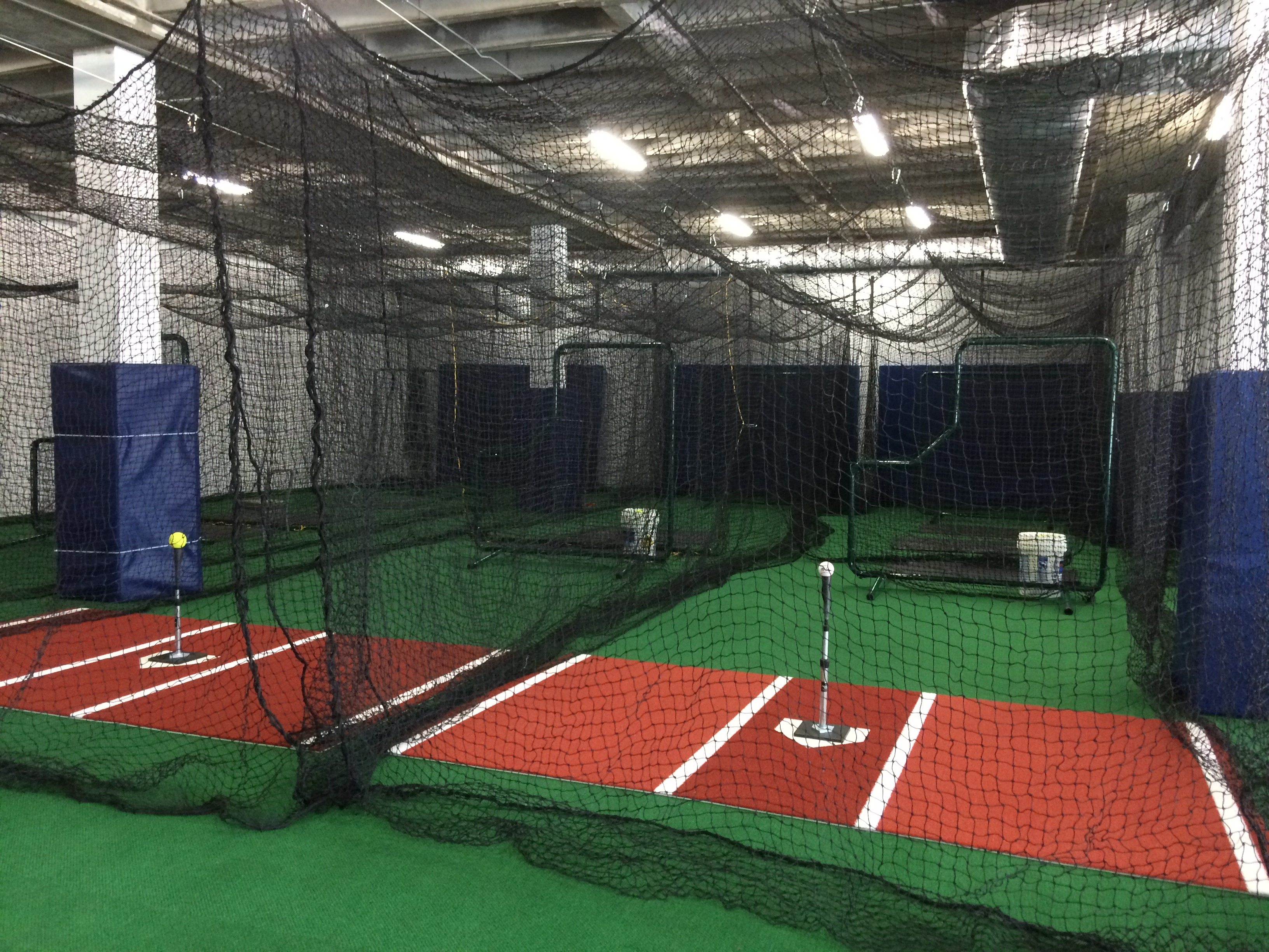 Batting cages baton rouge