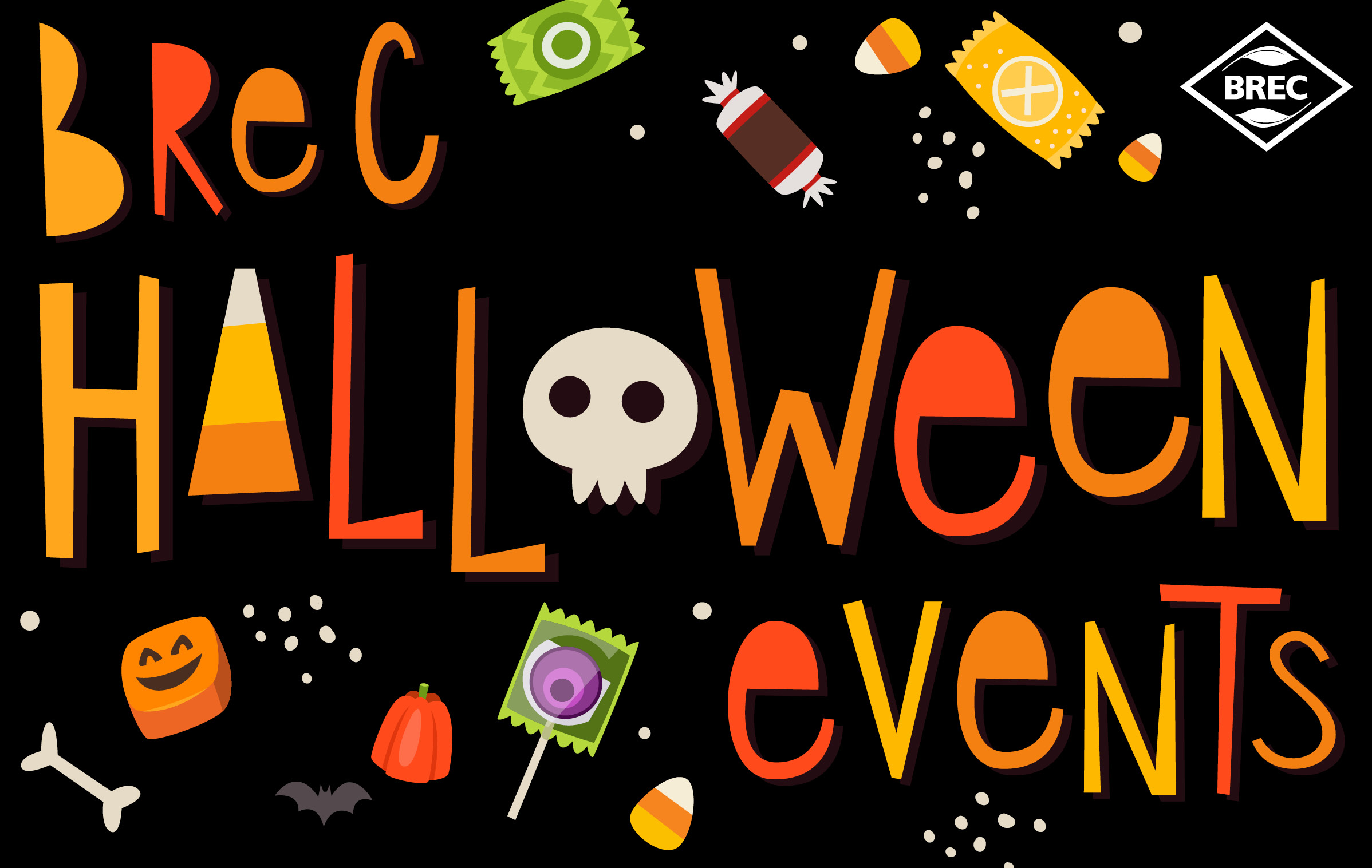 brec hosts family-friendly halloween events | brec - parks