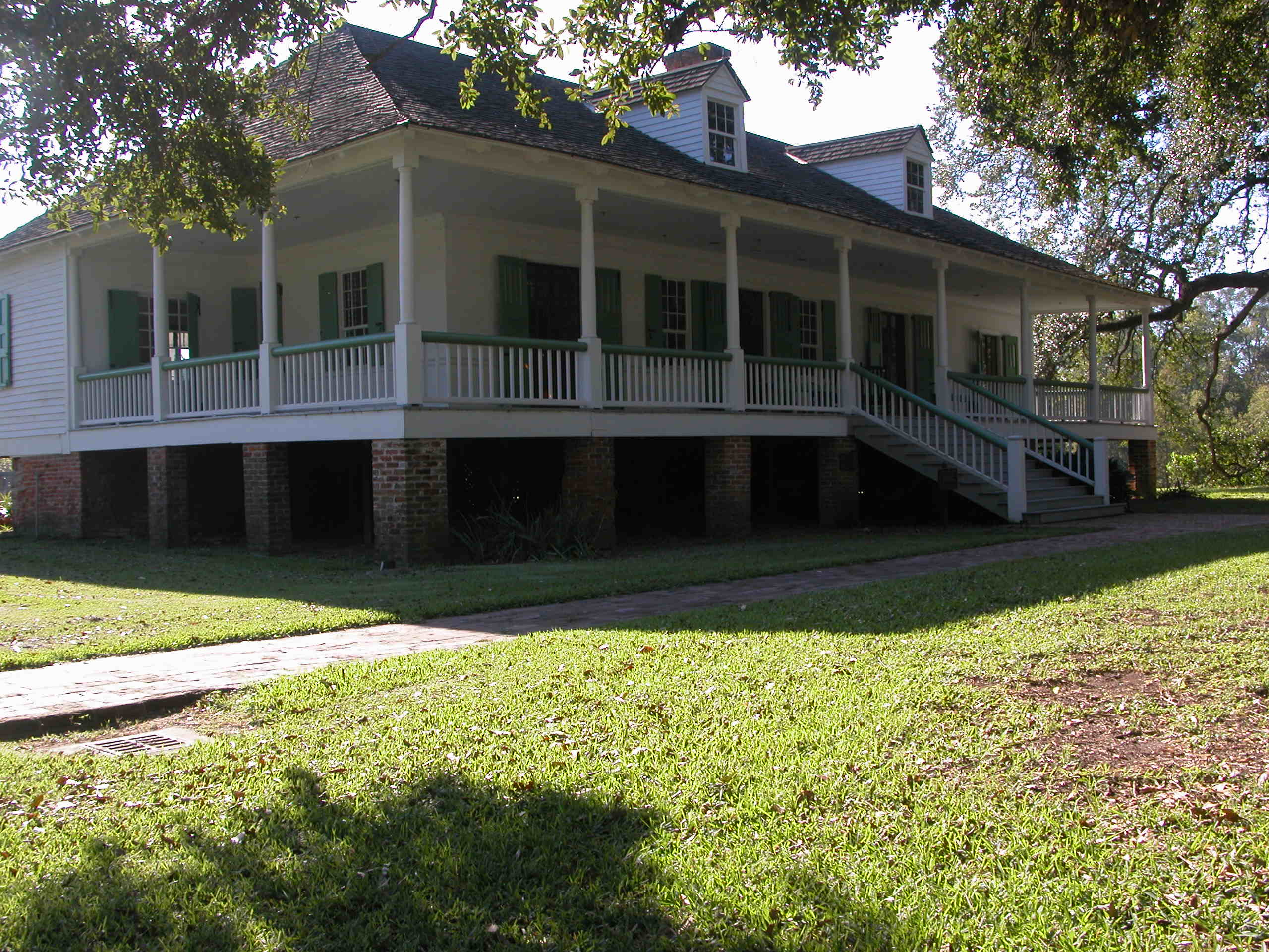 Magnolia mound brec parks recreation in east baton for Magnolia homes cypress grove
