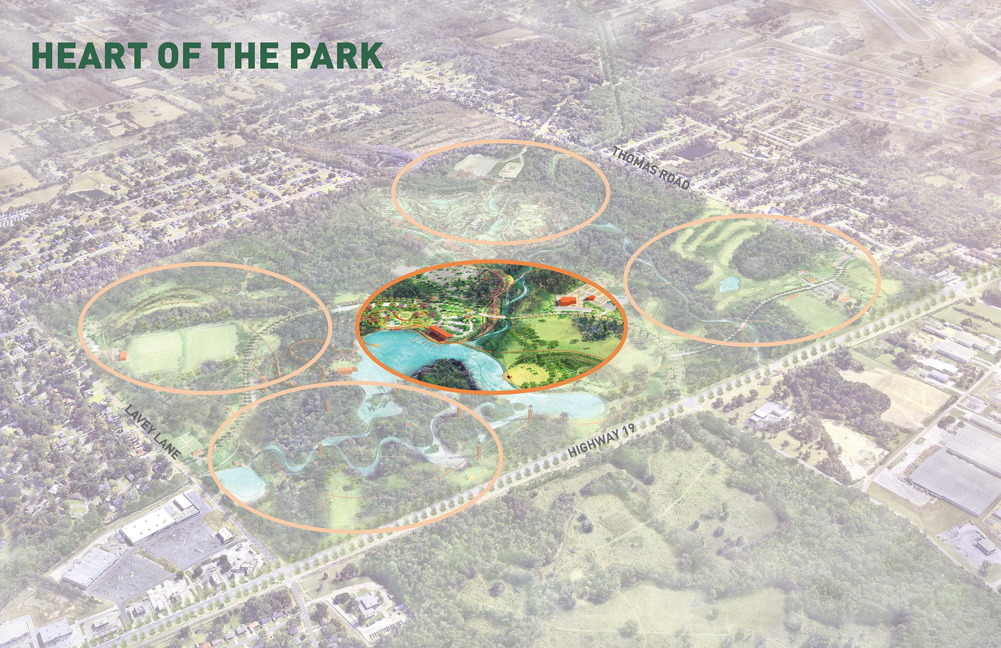 Heart of the Park Plan