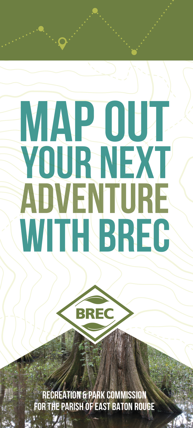 Map Brochure Preview Thumbnail